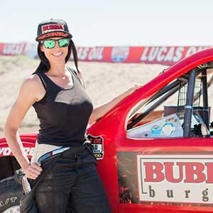 Hercules Tire to Sponsor Sarah Burgess in 2016 Lucas Oil Off Road Racing Series
