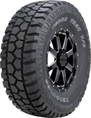 Hercules® Tire Announces New Sizes for Terra Trac® T/G Max